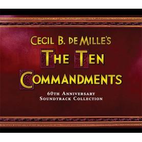 THE TEN COMMANDMENTS (60TH ANNIVERSARY SOUNDTRACK COLLECTION)