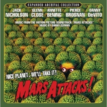 MARS ATTACKS! (EXPANDED ARCHIVAL COLLECTION)