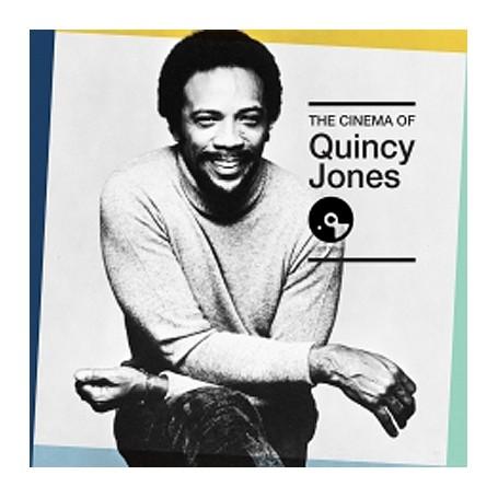 The Cinema of Quincy Jones | Quincy JONES | CD