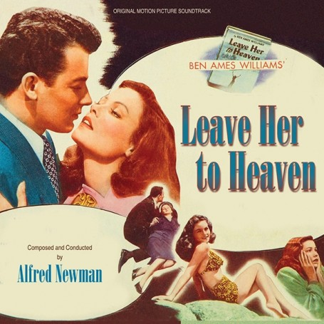 LEAVE HER TO HEAVEN / TAKE CARE OF MY LITTLE GIRL