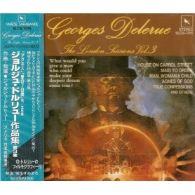 GEORGES DELERUE – THE LONDON SESSIONS VOL.3