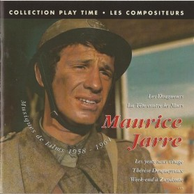 MAURICE JARRE – MUSIQUES DE FILMS 1958-1964