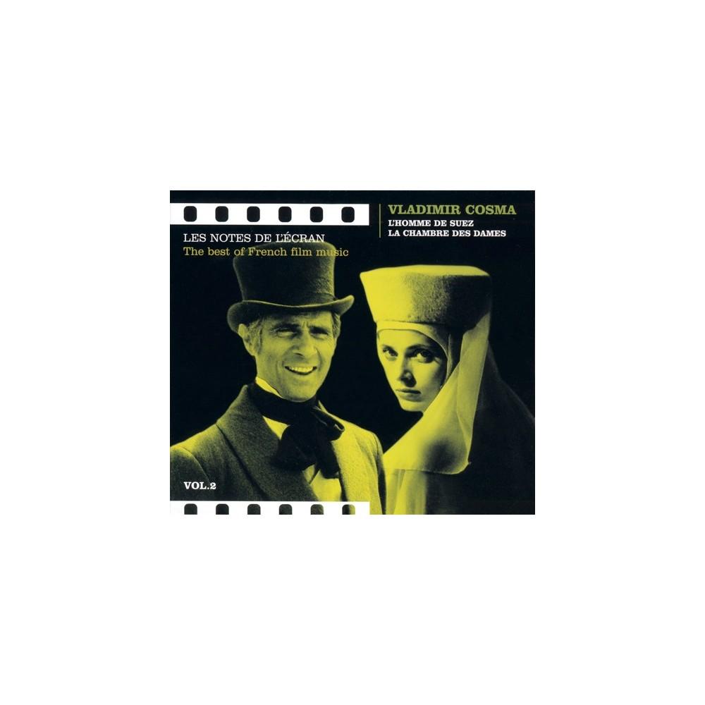 Home > CD Soundtracks Store > LHOMME DE SUEZ / LA CHAMBRE DES DAMES