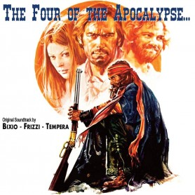 THE FOUR OF THE APOCALYPSE / SILVER SADDLE