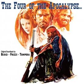 THE FOUR OF THE APOCALYPSE / SILVER SADDLE