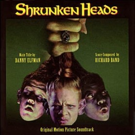 SHRUNKEN HEADS (SIGNED)