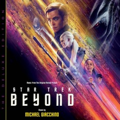 STAR TREK BEYOND (THE DELUXE EDITION)