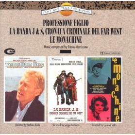 PROFESSIONE FIGLIO / LA BANDA J&S / LE MONACHINE