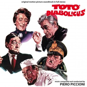 TOTO DIABOLICUS / TOTO CONTRO I 4 / TOTO CONTRO MACISTE