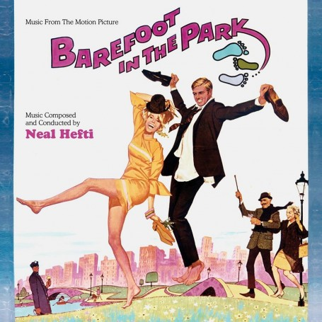barefoot in the park the odd couple