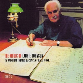 THE MUSIC OF LAURIE JOHNSON: TV AND FILM THEMES, CONCERT HALL (DISC 2)