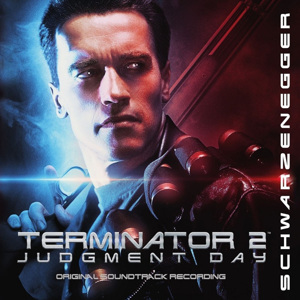 Terminator 2 Brad Fiedel Cd