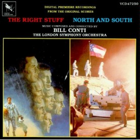 THE RIGHT STUFF / NORTH AND SOUTH