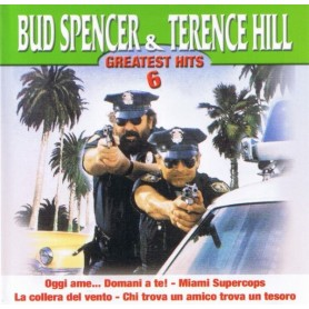 BUD SPENCER & TERENCE HILL: GREATEST HITS 6
