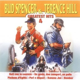 BUD SPENCER & TERENCE HILL: GREATEST HITS 4