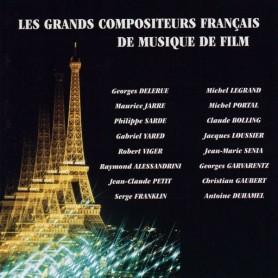 LES GRANDS COMPOSITEURS FRANÇAIS DE MUSIQUE DE FILM