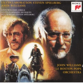 LA COLLABORATION STEVEN SPIELBERG / JOHN WILLIAMS