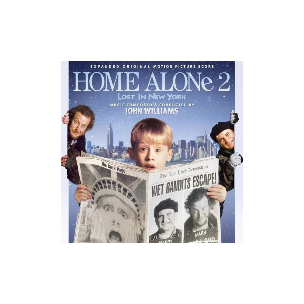 Home Alone Http Santasredletter Com: John WILLIAMS
