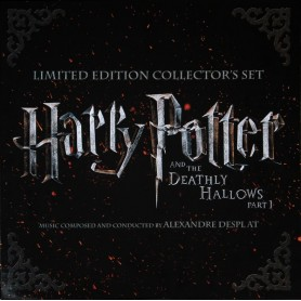HARRY POTTER AND THE DEATHLY HALLOWS PART 1 (LIMITED EDITION COLLECTOR'S SET)