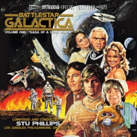 BATTLESTAR GALACTICA - VOLUME ONE: SAGA OF A STAR WORLD