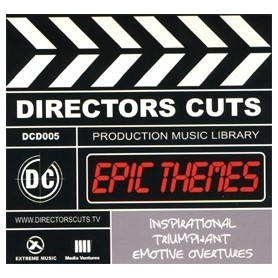 DIRECTORS CUTS (EPIC THEMES)