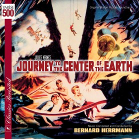 JOURNEY TO THE CENTER OF THE EARTH (VARÈSE 500 SERIES)