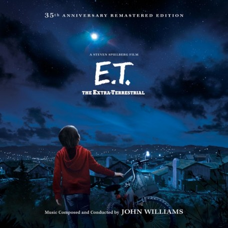 E.T. THE EXTRA TERRESTRIAL (35TH ANNIVERSARY)