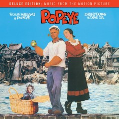 POPEYE (DELUXE EDITION)
