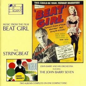 BEAT GIRL / STRINGBEAT
