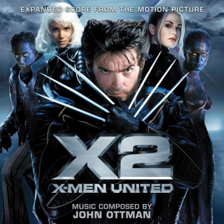 X2: X-MEN UNITED (2-CD SET)