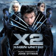 X2: X-MEN UNITED (2-CD SET)