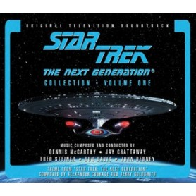 STAR TREK THE NEXT GENERATION VOLUME 1