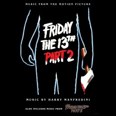 FRIDAY THE 13TH PART 2 & 3