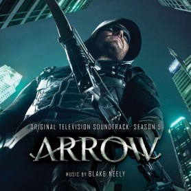 ARROW (SEASON 5)