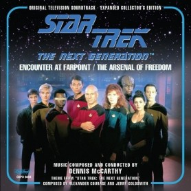 STAR TREK: THE NEXT GENERATION: ENCOUNTER AT FARPOINT / THE ARSENAL OF FREEDOM (EXPANDED)