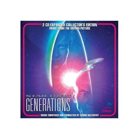 STAR TREK: GENERATIONS (EXPANDED)