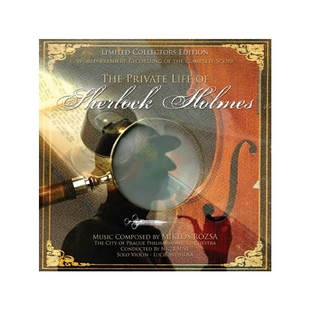THE PRIVATE LIFE OF SHERLOCK HOLMES (RE-RECORDING) (REISSUE)