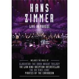 HANS ZIMMER: LIVE IN PRAGUE (DVD)