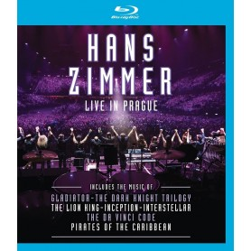 HANS ZIMMER: LIVE IN PRAGUE (Blu-ray)