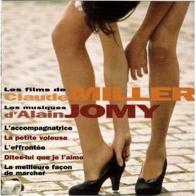 LES FILMS DE CLAUDE MILLER / LES MUSIQUES D'ALAIN JOMY