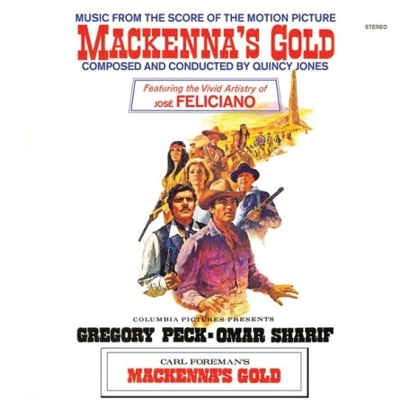 MACKENNA'S GOLD / IN COLD BLOOD