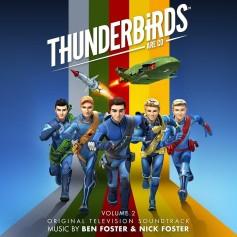 THUNDERBIRDS ARE GO (Volume 2)