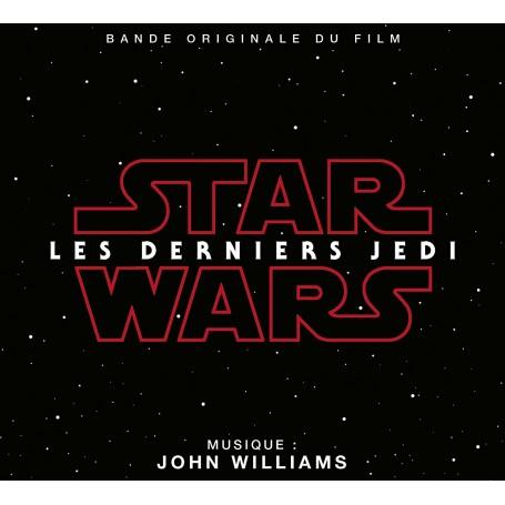 Star Wars The Last Jedi John Williams Cd