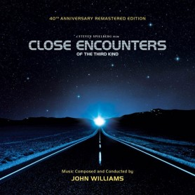 CLOSE ENCOUNTERS OF THE THIRD KIND (40th ANNIVERSARY REMASTERED EDITION)