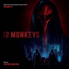 12 MONKEYS (SEASON 3)