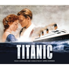 TITANIC (20th ANNIVERSARY EXPANDED EDITION)