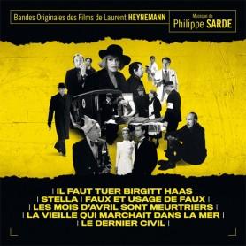 BANDES ORIGINALES DES FILMS DE LAURENT HEYNEMANN
