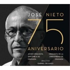 JOSÉ NIETO 75 ANIVERSARIO