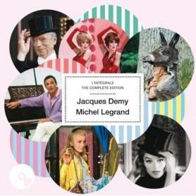 L'INTÉGRALE JACQUES DEMY / MICHEL LEGRAND