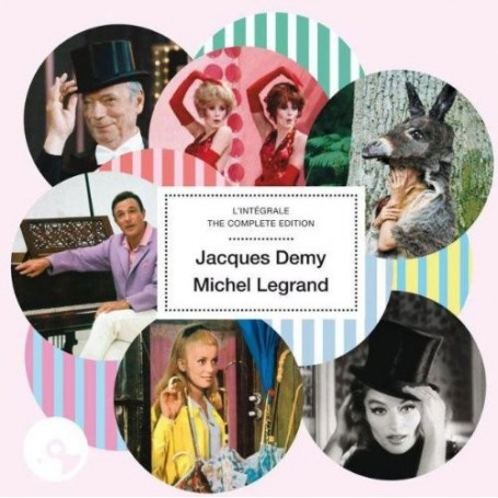 THE COMPLETE EDITION JACQUES DEMY / MICHEL LEGRAND